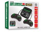 【在庫限り】 16ビットコンパクトMD HDMI [ゲーム機本体]  [CC-16CMH-BK]