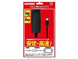 TypeーC 有線LANアダプタ(Switch/Switch Lite用) CC-MLWLA-BK