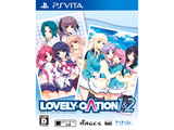 〔中古品〕 LOVELY×CATION 1&2 通常版 【PSVita】