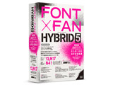 FONT x FAN HYBRID 5
