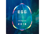 EGG -Extra Games Garden- integral 2018 CD