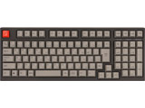 AS-KBM02/LGBA ARCHISS Maestro2S ゲーミングメカニカル スペースセービングフルキーボード[日本語JIS配列 黒ボディ・グレーキーキャップモデル/CHERRY MX 黒軸]