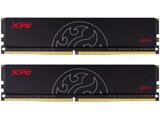 増設ゲーミングメモリ XPG ハンター ブラック AX4U3200716G16A-HTD [DIMM DDR4 /16GB /2枚]