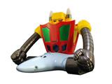 【02月発売予定】 GRAND SOFVI BIGSIZE MODEL ゲッター3
