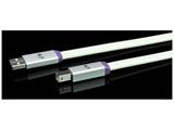 オーディオ用USB2.0ケーブル【A】⇔【B】(0.7m) d+USB classS rev.2/0.7
