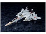 【再販】塗装済み完成品 1/60 超時空要塞マクロス Flash Back 2012 完全変形 VF-4A ライトニングIII 一条輝 搭乗機