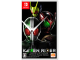 【10/29発売予定】 KAMENRIDER memory of heroez Premium Sound Edition 【Switchゲームソフト】