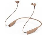 ブルートゥースイヤホン 耳かけ型 ambie sound earcuffs AMBT01TC Toypu Brown [ネックバンド /Bluetooth]