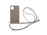 iPhone 11 6.1インチ ケース Cross Body Case gray ML-CSIP19M-2CBGR