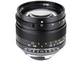 カメラレンズ 7artisans 50mm F1.1【ライカMマウント】(ブラック)