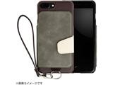 RAKUNI(ラクニ) LeatherCase foriPhone7Plus/8Plus RAK-Ca7p-01-ama アマゾン
