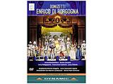 マルキ / ドニゼッティ / 歌劇ボルゴーニャのエンリーコ2幕輸入盤国内仕様 DVD