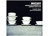 エオー/マンフレッド四重奏団/ モーツァルト:クラリネット五重奏曲、四重奏曲