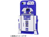 【在庫限り】 iPhone8/7/6s/6(4.7)シリコンケース ダイカット R2-D2 IN-SWP7S6DC1/RD