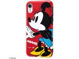 【在庫限り】 iPhone XR 6.1インチモデル 『ディズニーキャラクター』/TPUソフトケース Colorap IN-DP18CP1/MN ミニー