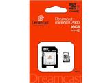ドリームキャスト microSDHCカード(16GB)+SDアダプターセット [STFW102-DC]
