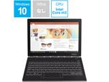 モバイルノートPC Yoga Book C930 ZA3S0139JP アイアングレー [Core m3・10.8インチ・SSD 128GB]