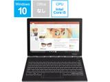 モバイルノートPC Yoga Book C930 ZA3S0140JP アイアングレー [Win10 Home・Core i5・10.8インチ・SSD 256GB]