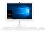 デスクトップPC ideacentre AIO 330 F0D7006BJP ホワイト [Celeron・19.5インチ・HDD 1TB・メモリ 4GB] 【ビックカメラグループオリジナル】