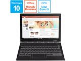 モバイルノートPC Yoga Book C930 ZA3S0142JP アイアングレー [Core i5・10.8インチ・SSD 256GB・メモリ 4GB]