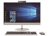デスクトップPC ideacentre AIO 520 F0DE008YJP [Core i7・27インチ・HDD 1TB・メモリ 16GB]