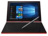 モバイルノートPC YOGA BOOK with Windows ZA160137JP [Win10 Home・Atom x5・10.1インチ・Office付き・フラッシュメモリー 128GB]