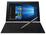 モバイルノートPC YOGA BOOK with Windows ZA150270JP パールホワイト [Win10 Home・Atom x5・10.1インチ・Office付き・128GB]