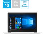 モバイルノートPC ideapad S130 81J1006GJP ホワイト [Celeron・11.6インチ・SSD 128GB・メモリ 4GB]
