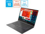 モバイルノートPC YOGA C930 81C4009MJP アイアングレー [Core i5・13.9インチ・SSD 256GB・メモリ 8GB]