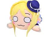 """【08月発売予定】 ラブライブ!サンシャイン!! The School Idol Movie Over the Rainbow 寝そべりぬいぐるみ""""小原鞠莉""""(LL)"""