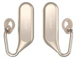 【在庫限り】 フルワイヤレスイヤホン(左右分離タイプ)耳かけ型 Xperia Ear Duo(ゴールド)XEA20JP