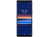 【SIMフリー】 ソニー Xperia5   防水・防塵・おサイフケータイ Snapdragon 855 6.1型・メモリ/ストレージ:6GB/128GB nanoSIM x2 ドコモ / au / ソフトバンクSIM対応 SIMフリースマートフォン Xperia ブルー