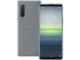 【SIMフリー】 ソニー Xperia5II  5G・防水・防塵・おサイフケータイ  Snapdragon 865 6.1型・メモリ/ストレージ:8GB/256GB nanoSIM x2 ドコモ / au / ソフトバンクSIM対応 SIMフリースマートフォン Xperia グレー