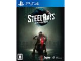 【特典対象】 スティール ラッツ 【PS4ゲームソフト】