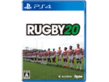 RUGBY 20  【PS4ゲームソフト】