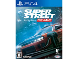 スーパー・ストリート: The Game 【PS4ゲームソフト】