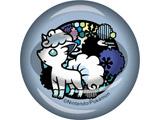 ポケットモンスター 切り絵シリーズ ガラス箸置き ロコンA