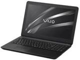 【在庫限り】 ノートPC VAIO New S15 VJS15290611B ブラック [Core i7・Office付き・15.5インチ・Hybrid HDD 1TB・メモリ 8GB]
