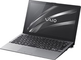 モバイルノートPC VAIO A12 VJA12190211B Black&Silver [Core i5・12.5インチ・Office付き・メモリ 8GB・SSD 256GB]