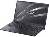 VJS15490211B ノートパソコン VAIO S15 ブラック [15.6型 /intel Core i7 /HDD:1TB /メモリ:8GB /2019年11月モデル]