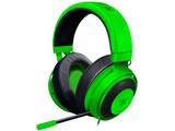 Kraken Pro V2 Green Oval 有線ゲーミングヘッドセット [φ3.5mm ミニプラグ・Win/Mac] RZ04-02050600-R3M1 【ゲーミング】
