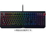 BlackWidow Elite Green Switch 有線ゲーミングキーボード[USB/US配列/グリーンスイッチ] RZ03-02620100-R3M1