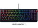 BlackWidow Elite Orange Switch 有線ゲーミングキーボード[USB/US配列/オレンジスイッチ] RZ03-02621800-R3M1