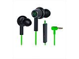 ゲーミングヘッドセット RZ1203030300R3M1 Razer Green Limited Edition [φ3.5mmミニプラグ /両耳 /イヤホンタイプ]