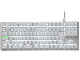 ゲーミングキーボード BlackWidow Lite JP Mercuryホワイト RZ03-02640800-R3J1 [USB /有線]