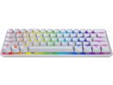 ゲーミングキーボード Huntsman Mini(英語配列) Mercuryホワイト RZ03-03390300-R3M1 [USB /有線]