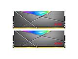 増設ゲーミングメモリ XPG SPECTRIX D50  AX4U3200716G16A-DT50 [DIMM DDR4 /16GB /2枚]