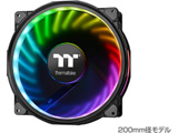 Riing Plus 20 RGB Radiator Fan TT Premium Edition Single pack No Controller (CL-F070-PL20SW-A)