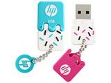 USBメモリ ラバーシリーズ HP v178p (16GB・ピンク) HPFD178P-16