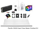 Pacific C240 DDC Hard Tube Water Cooling Kit CL-W242-CU12SW-A (C240ラジエーターモデル)